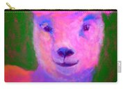 Funky Pinky Lamb Art Print Carry-all Pouch