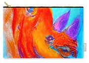 Funky Rhino African Jungle Carry-all Pouch