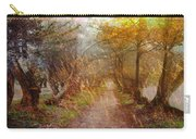 Funky Sunset 2 Carry-all Pouch by Marty Koch