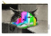 Funny Face Carry-all Pouch by Andee Design