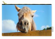 Funny Horse Carry-all Pouch