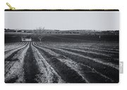 Furrows Carry-all Pouch