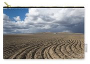 Furrows Before The Storm Carry-all Pouch