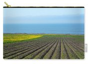 Furrows To The Sea Carry-all Pouch