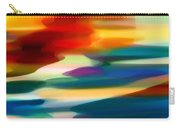 Fury Seascape Carry-all Pouch by Amy Vangsgard