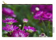 Fuschia Mums 2  Carry-all Pouch