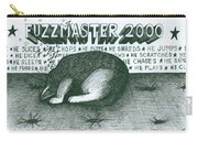Fuzzmaster 2000 Carry-all Pouch