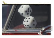 Fuzzy Dice 2 Carry-all Pouch