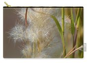 Fuzzy Flora Carry-all Pouch