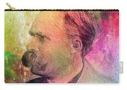 F.w. Nietzsche Carry-all Pouch