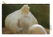 G Is For Garlic Carry-all Pouch