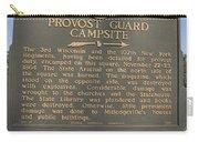 Ga-005-16 Provost Guard Campsite Carry-all Pouch