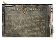 Ga-005-19 Statehouse Square Carry-all Pouch