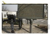 Ga-029-5 The Athens Double-barrelled Cannon Carry-all Pouch