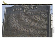 Ga-73-4 Hart County Carry-all Pouch
