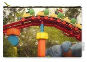 Gadget Go Coaster Disneyland Toontown Carry-all Pouch