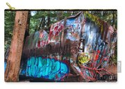 Gaffiti In The Candian Forest Carry-all Pouch