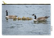 Gaggle Of Geese Carry-all Pouch