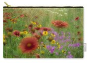 Gaillardia Coreopsis And Pointed Phlox Carry-all Pouch