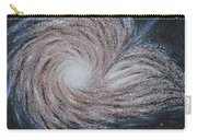 Galactic Amazing Dance Carry-all Pouch by Georgeta  Blanaru