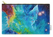 Galactic Angel Carry-all Pouch by Julie Turner