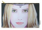 Galadriel Of Lothlorien Carry-all Pouch