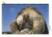 Galapagos Giant Tortoise Mating Alcedo Carry-all Pouch
