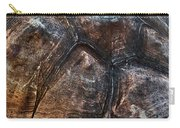 Galapagos Tortoise Shell Carry-all Pouch