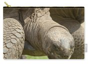 Galapagos Turtle Carry-all Pouch