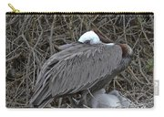 Galapagos - Watchful Pelican Carry-all Pouch