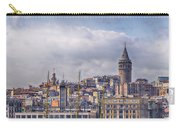 Galata Tower Istanbul Carry-all Pouch