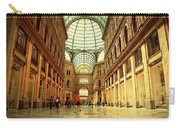 Galleria Umberto I  Naples Italy Carry-all Pouch