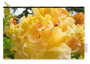 Gallery Fine Art Prints Yellow Orange Rhodies Carry-all Pouch