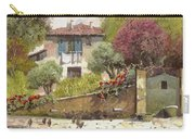 Galline Carry-all Pouch by Guido Borelli