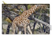 Galloping Giraffe  Carry-all Pouch