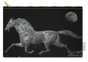 Galloping Through The Universe Carry-all Pouch by John Stephens