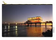 Galveston Fishing Pier 2am-108856 Carry-all Pouch
