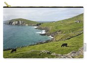 Atlantic Coast Of Ireland Carry-all Pouch
