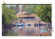 Gambian Fishing Village Carry-all Pouch
