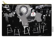 Gaming Tables Interior Binion's Horseshoe Casino Las Vegas Nevada 1979-2014 Carry-all Pouch