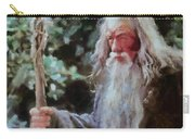 Gandalf The Grey Not Moses Mom Carry-all Pouch