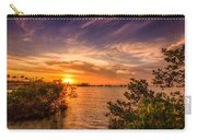 Gandy Sunset Carry-all Pouch