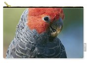 Gang-gang Cockatoo Male Canberra Carry-all Pouch