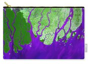 Ganges River Delta Carry-all Pouch