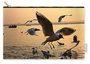 Ganges River Gulls Carry-all Pouch