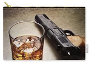 Gangster Gear Carry-all Pouch by Carlos Caetano