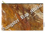 Gangster Rap Music Carry-all Pouch