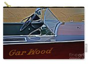 Gar Wood Boat Carry-all Pouch