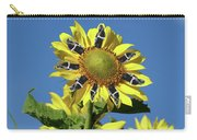 Garciacat Sunflower Carry-all Pouch