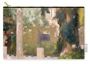Garden At The Sorolla House Carry-all Pouch